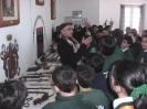 Visita de Colegio Teresiano al Cuartel Setimo de Caballeria de Brasil